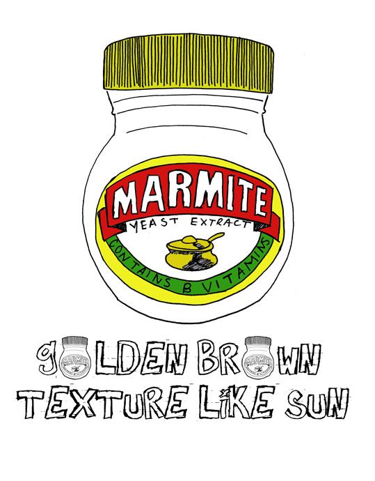 marmite is my drug
