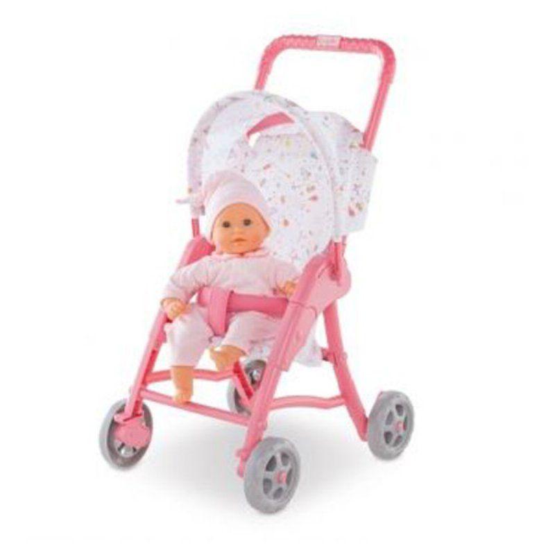 Corolle Mon Premier Stroller 12 In Doll Accessory Dmt41 Baby Dolls Baby Doll Accessories Toddler Girl Gifts