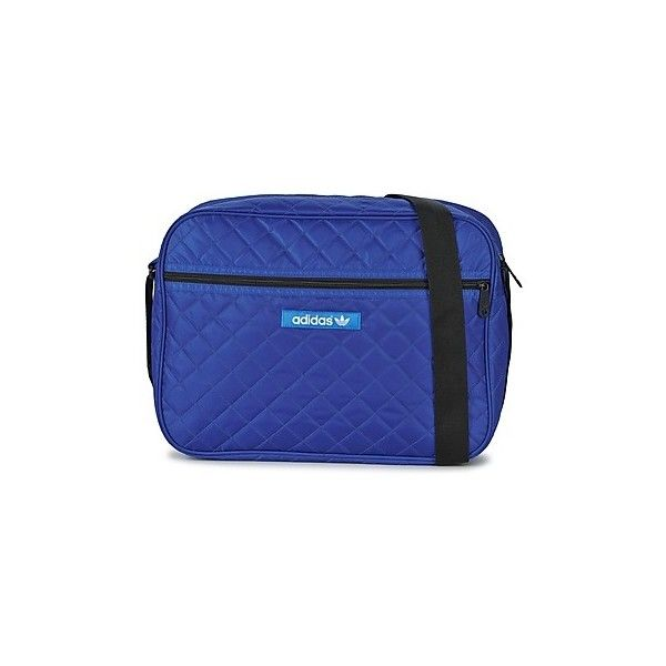 9aa97b80f1c adidas AIRLINER NYLON Messenger bag ($38) ❤ liked on Polyvore featuring bags,  messenger bags, blue, messenger bag, blue bag, adidas bag, adidas and  courier ...