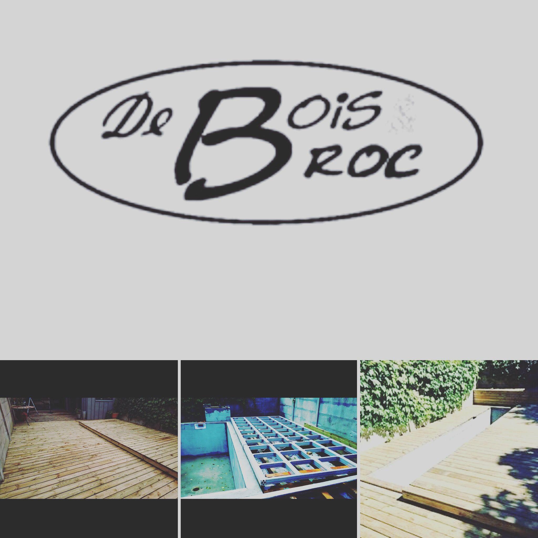 """💦 Bienvenue sur la page officielle de l'entreprise """"De Bois et de Broc"""", activité """"Terrasse Mobile"""". Couverture de piscine entièrement sur mesure.😎  #madeinfrance 🇲🇫️ #couverturedepiscine #terrassemobile https://m.facebook.com/terrassemobile/ A très bientôt ! L'équipe De Bois et de Broc 🌍"""