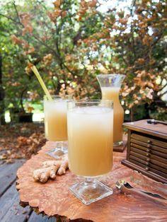 Lemongrass Ginger Barley Tea Lemon Grass Fall Recipes Healthy