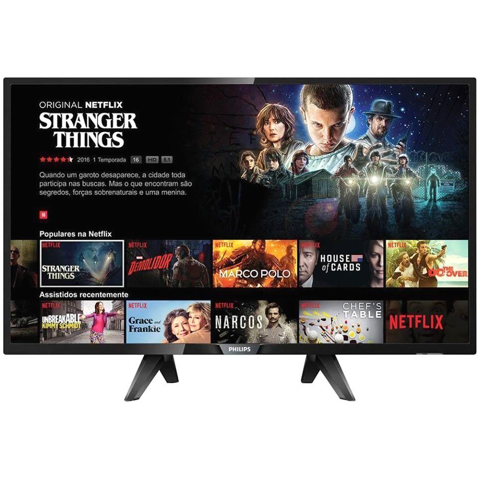 Smart TV LED Philips 43\