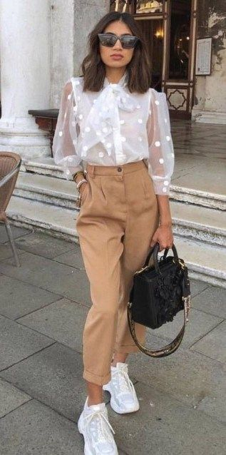 15 Lovely Chic Spring Outfits Women for Work