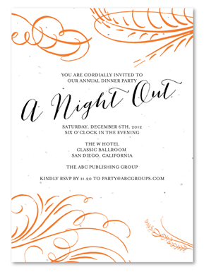 Event Invitation #amygraudesign #invitation | Greeting Card ...