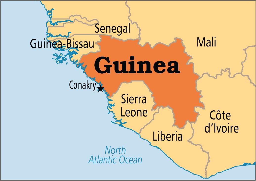 GUINEA CONAKRY 22 GUINEA CONAKRYGuinea Conakry