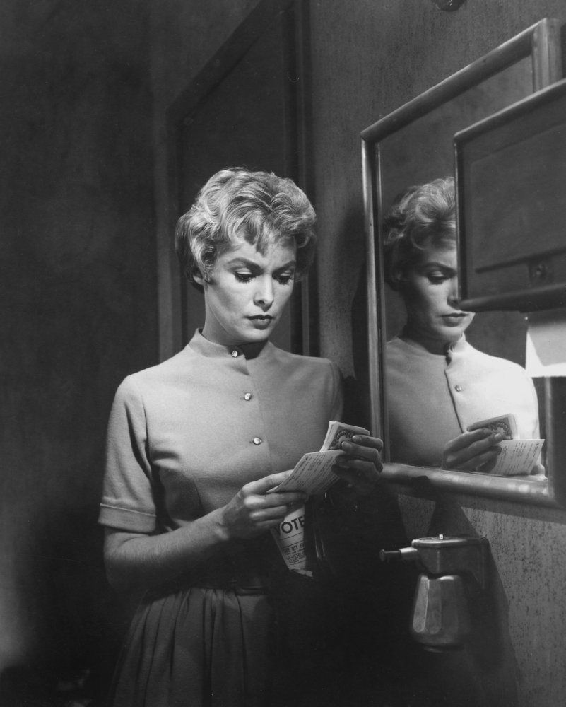 Janet Leigh, Actress: Psycho  Janet Leigh was the only child