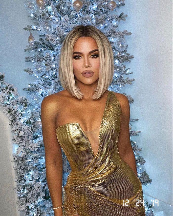 Khloé Kardashian y el clóset exclusivo para sus extensiones