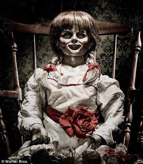 Real Annabelle Doll For Sale