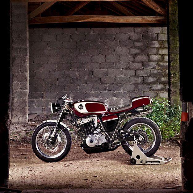 Yamaha XT600Z !