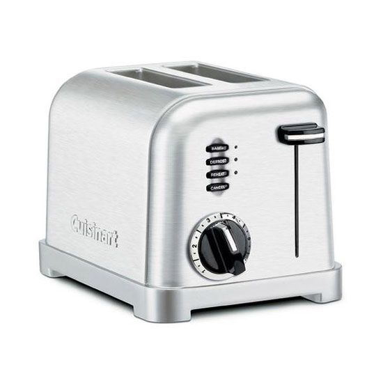 Grille pain/Toaster 900 W 2 tranches multifonctions - http://www ...