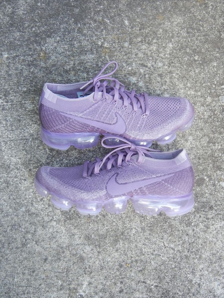 the best attitude 9e770 bc248 Nike Air VaporMax Flyknit Violet Dust Purple Plum Fog 849557 ...
