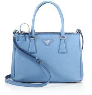 10de77f60fbd Prada Saffiano Lux Small Double-Zip Tote -  2,230.00   Gucci - coach ...
