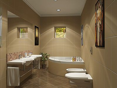 awesome bathroom interior decorating ideas - home design ideas