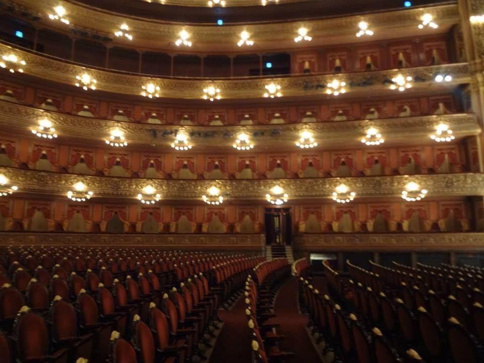 Teatro Colón. #BuenosAires #Argentina