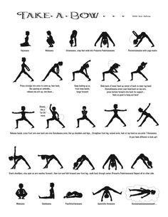 pinhafdis kristjansdottir on yoga  yoga sequences