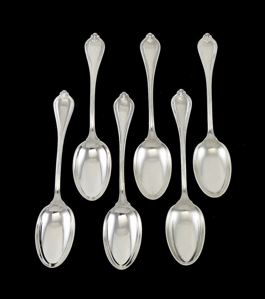 TOWLE STERLING DEMITASSE SPOON S OLD ENGLISH