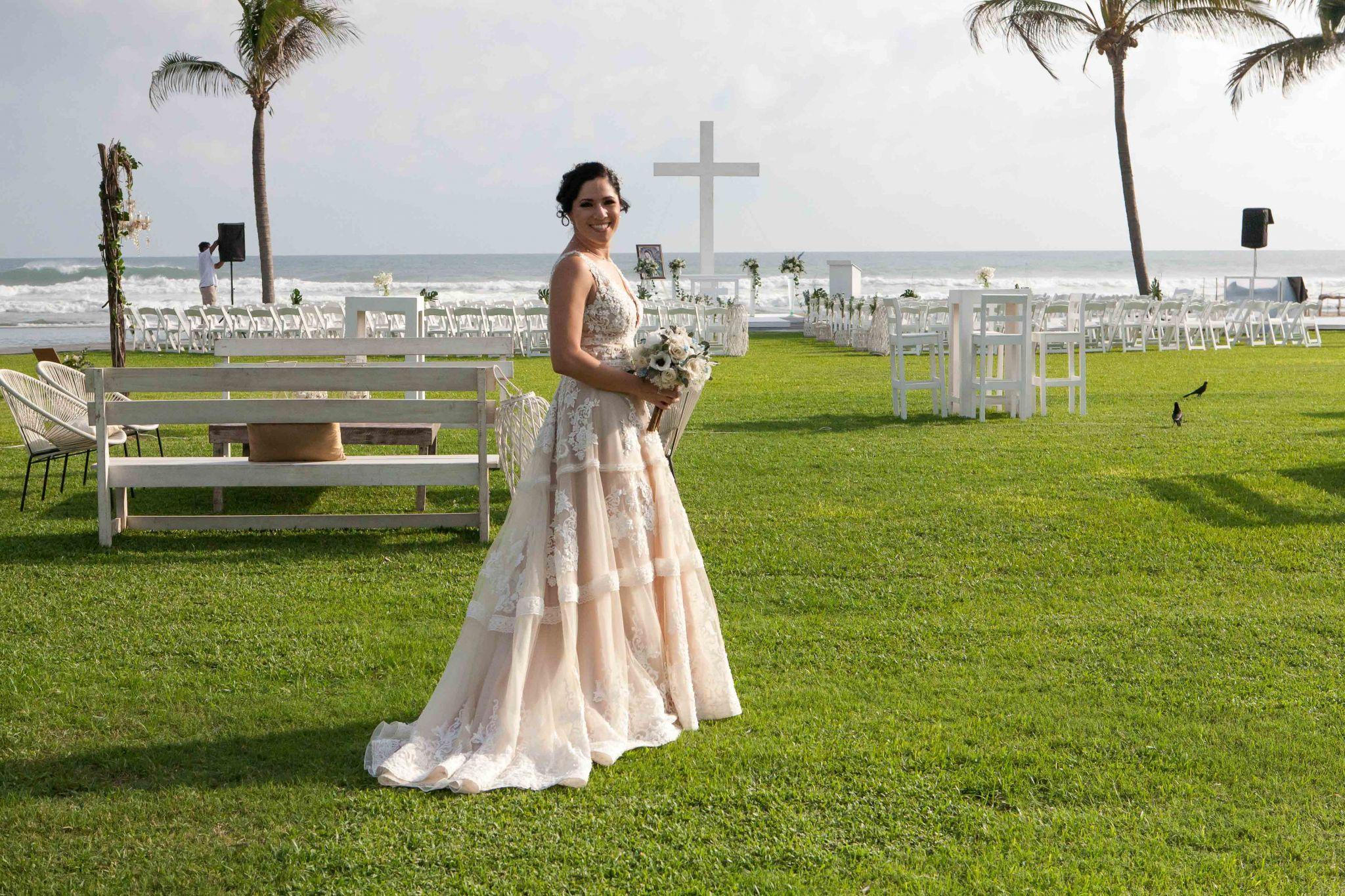 Randy Fenoli Michelle Wedding Dress Used, Size 8