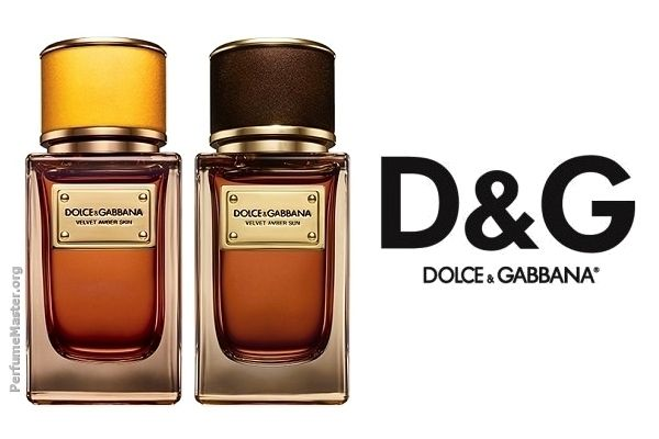 Gabbana Velvet Amber Skin Sun Perfumes