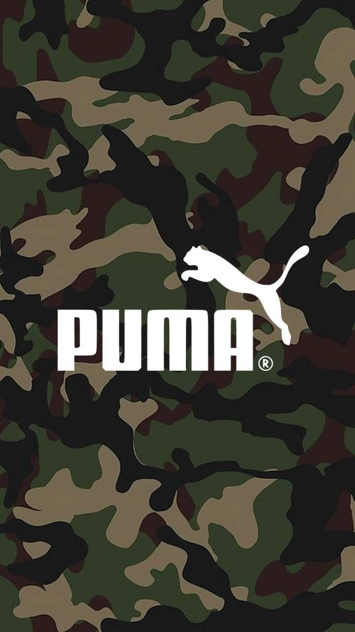 Puma Camo | wallpapers in 2019 | Camo wallpaper, Nike ...