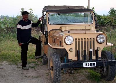 Need Smoother Engine Willys Jeep Diesel Engine Engineering