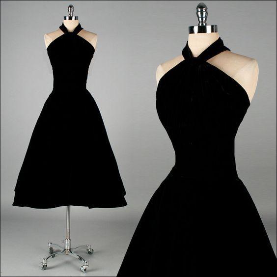 Halter Prom Dress,Midi Prom Dress,A Line Prom Dress,Fashion Prom Dress,Sexy Party Dress, New Style Evening Dress – Dress