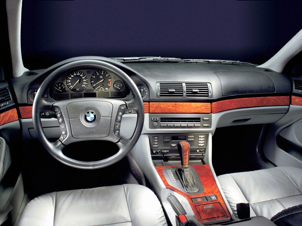 1995 2000 bmw e39 interior [ 1024 x 768 Pixel ]