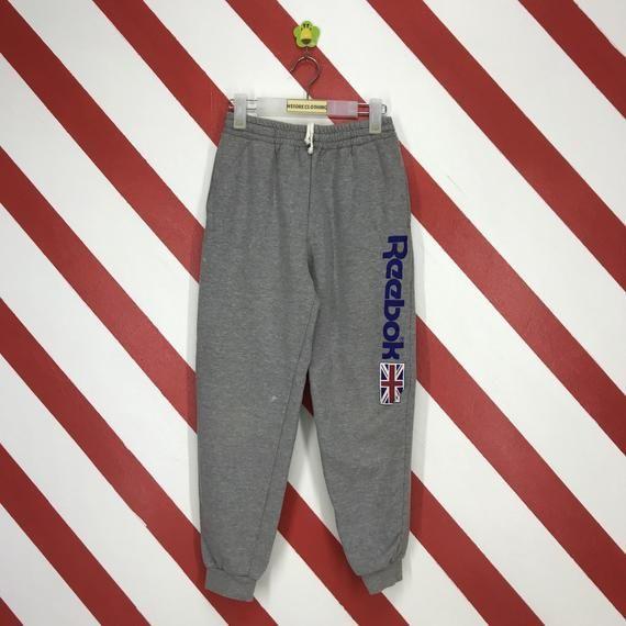 1c9248ea12 Vintage 90s Reebok Sweatpants Reebok Jogger Pants Reebok Classic ...