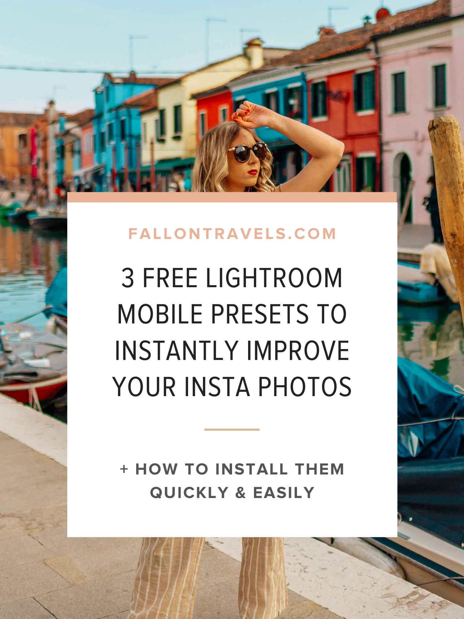 How to add presets in lightroom
