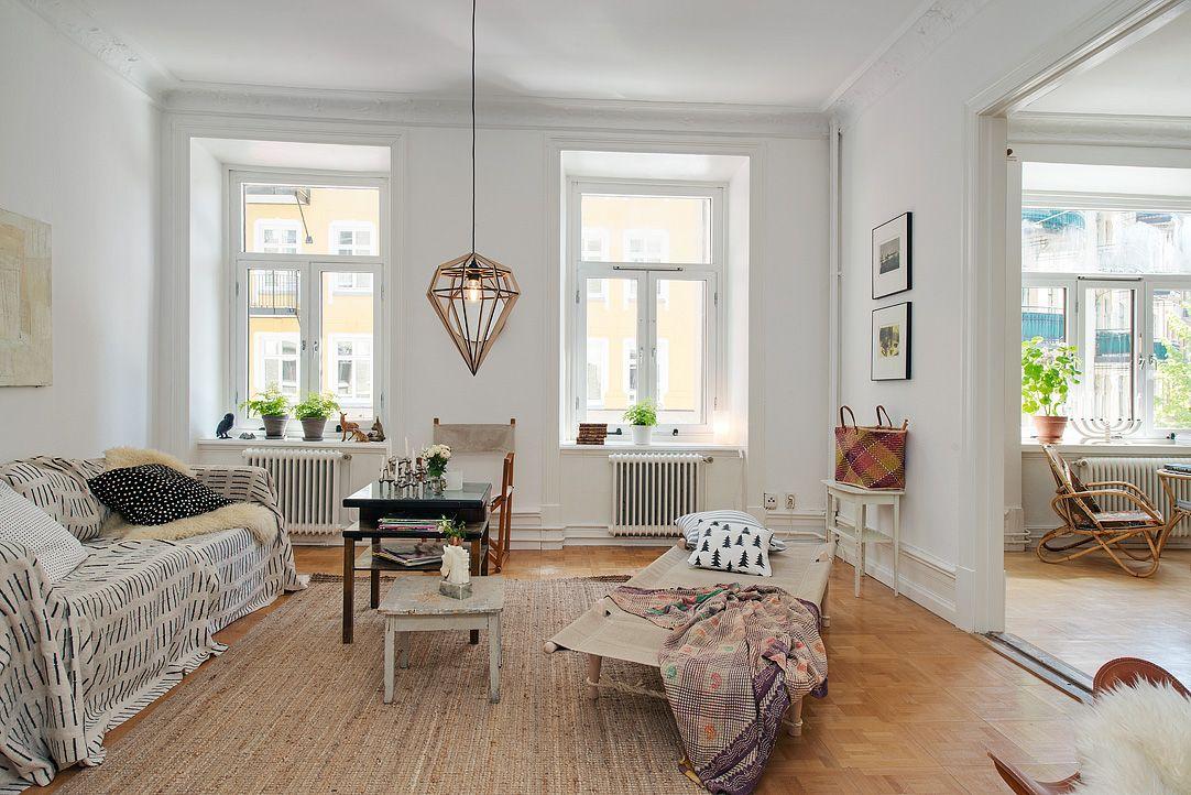 Swedish Apartment Design apartment design 1 swedish apartment revealing one cozy corner