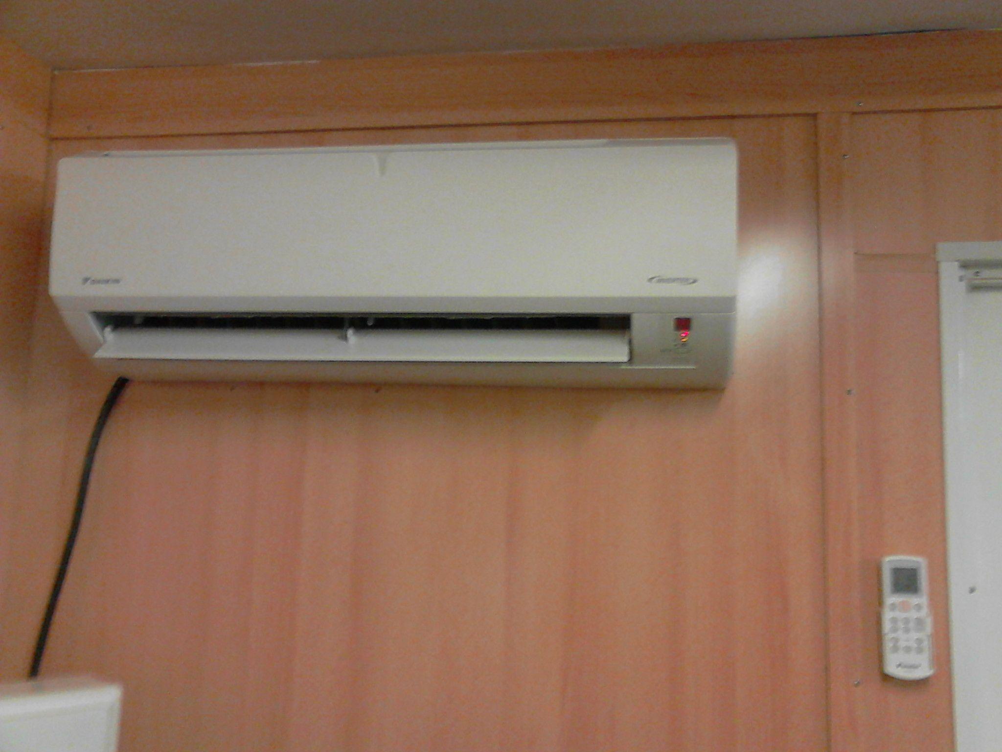 Instalare aer conditionat Daikin ! http//www