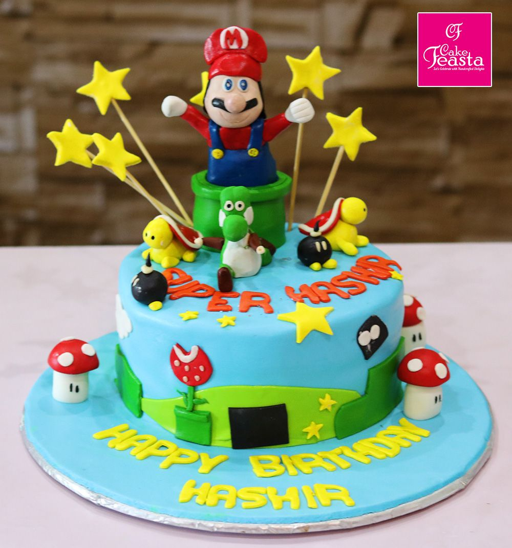 Our custom cake designs are all types of cakes from small