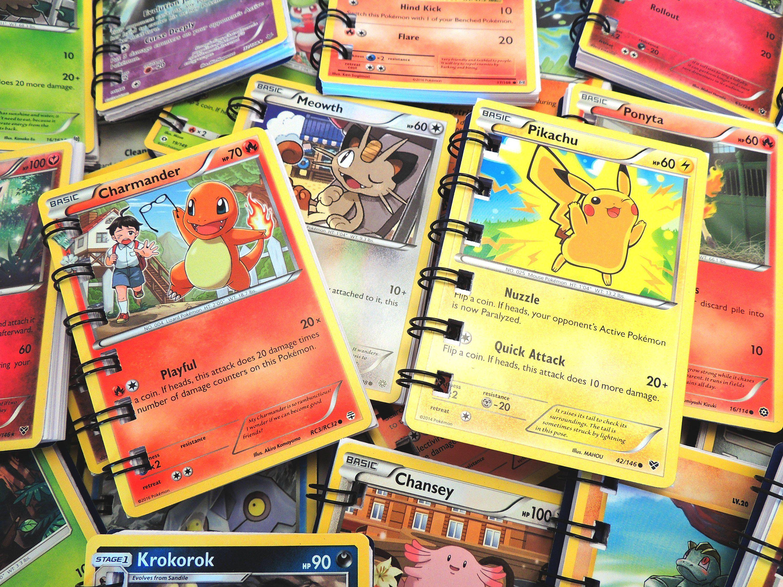 5 pokemon notebooks stocking fillers pokemon gifts