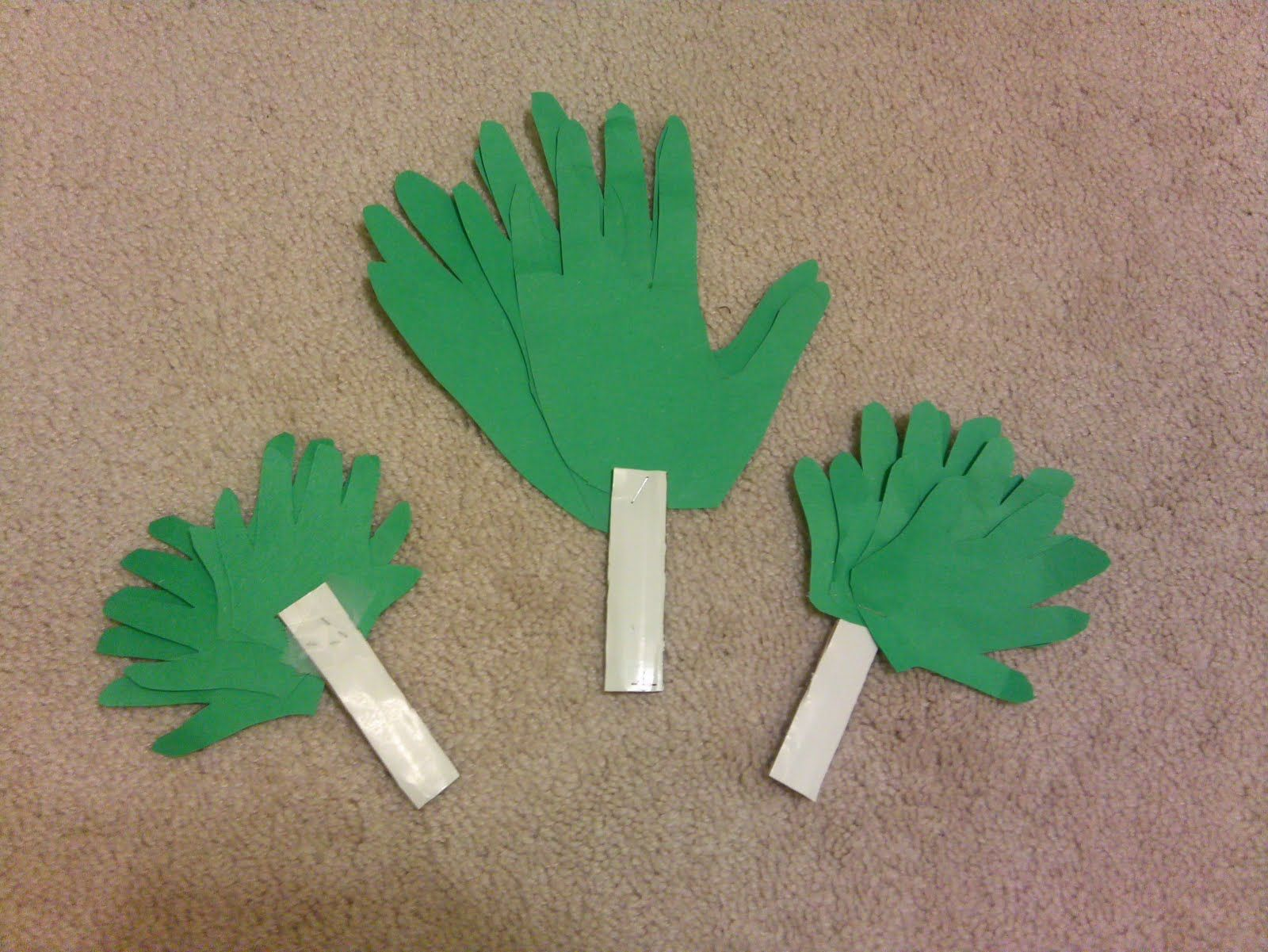 Literally a Palm Sunday craft for kids   Easter   Pinterest   Palm ...