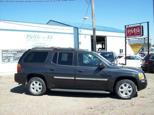 2005 Gmc Envoy Xl Linton Nd Gmc Envoy Gmc New Tyres