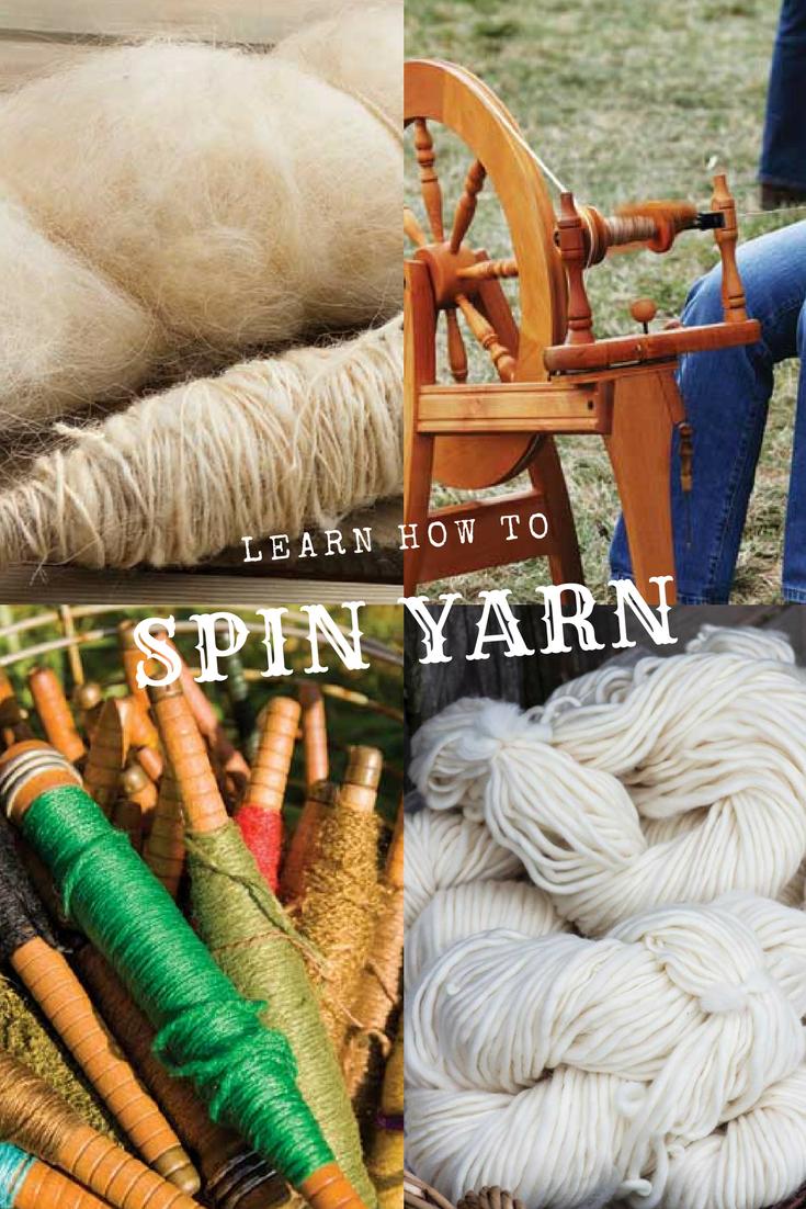 Learn To Turn Natural Fibers Into Yarn Community Grit Magazine Natural Fibers Yarn Fiber