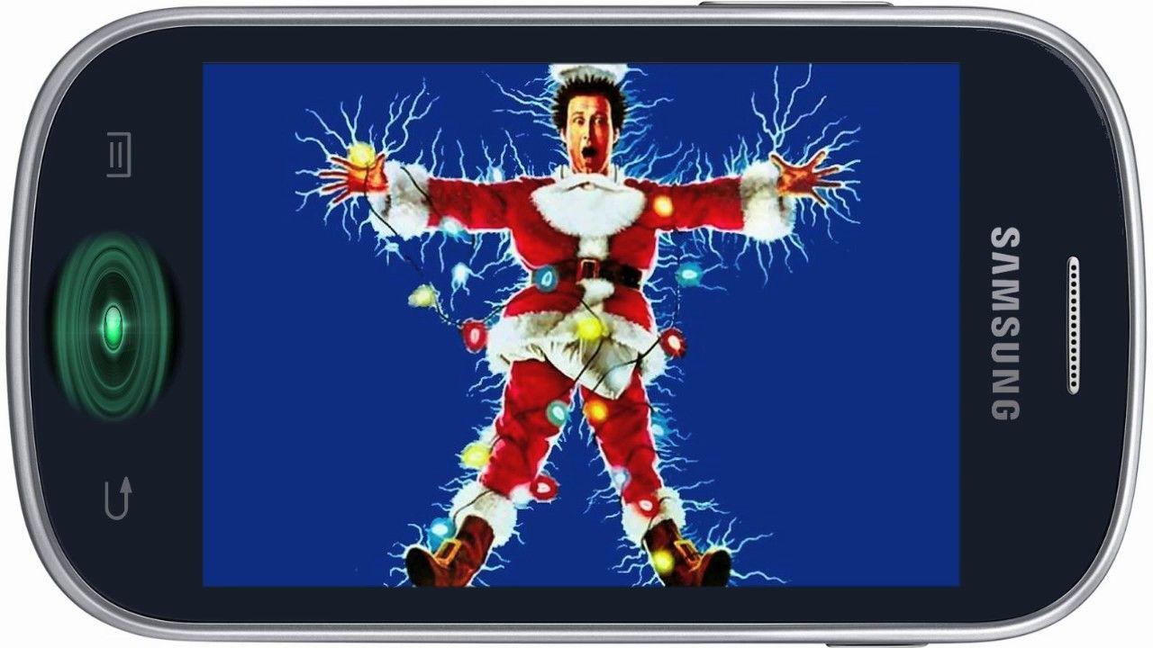 Fajny dzwonek na telefon komórkowy Christmas Vacation