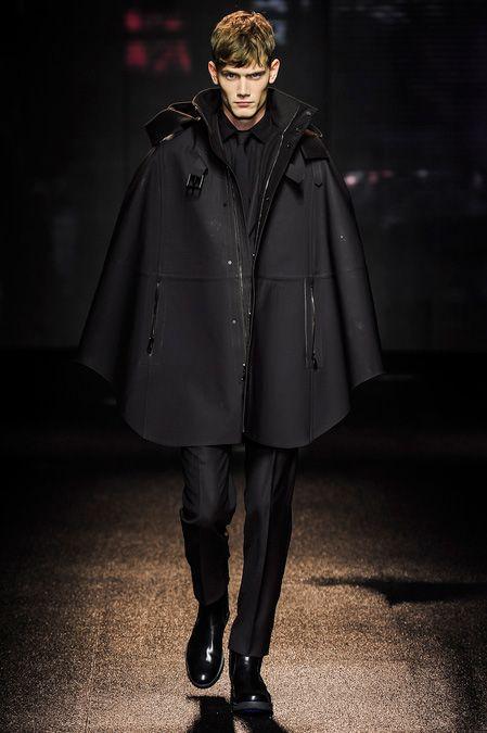 Nordstrom Men's Blog // Dark City: Salvatore Ferragamo Fall 2013