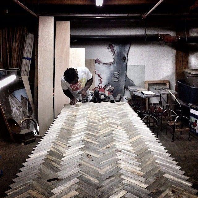 artpentry herringbone
