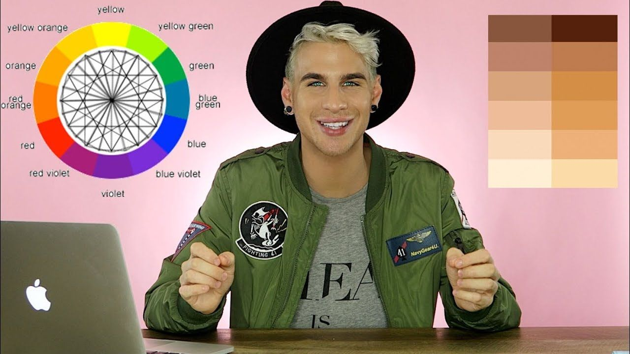The Hair Color That Will Best Suit You And Your Skin Tone Bradmondo Youtube In 2020 Hair Color Hair Color Techniques Perfect Hair Color