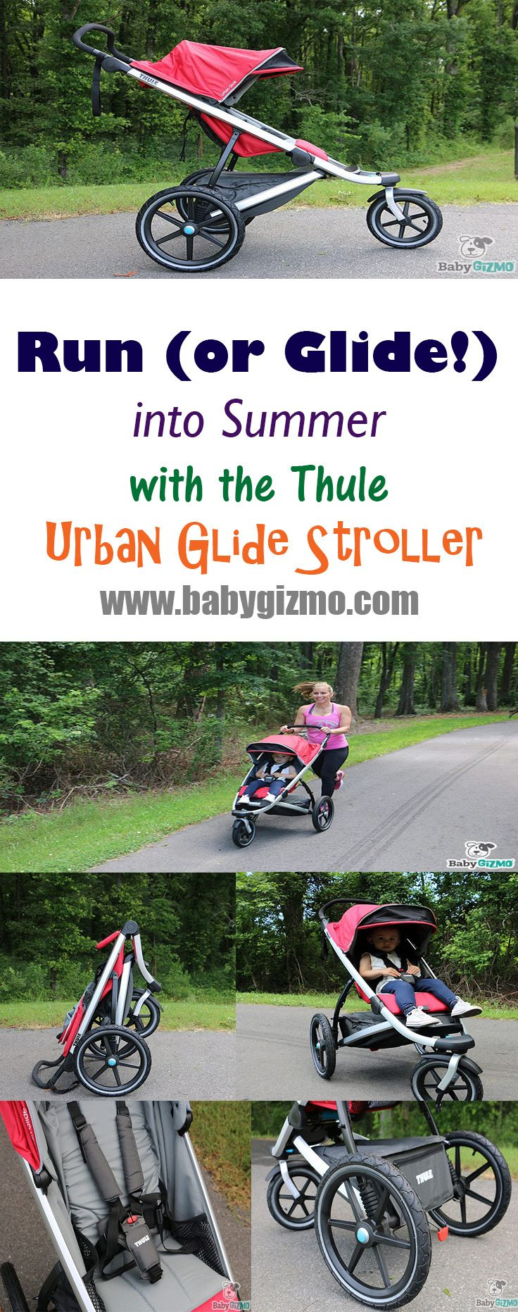 Run (or Glide!) into Summer with the Thule Urban Glide