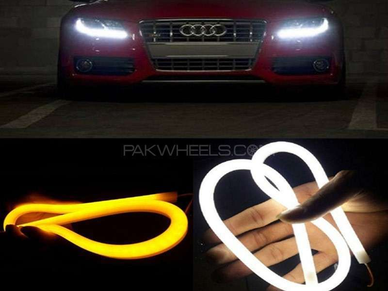 New Universal Flexible Tube Design Switchback Led Is For Headlight
