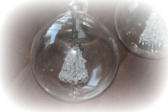 Christmas ornaments from Pentik