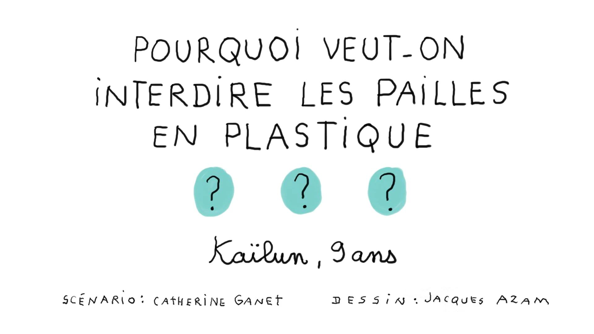 Pourquoi Veut On Interdire Les Pailles En Plastique