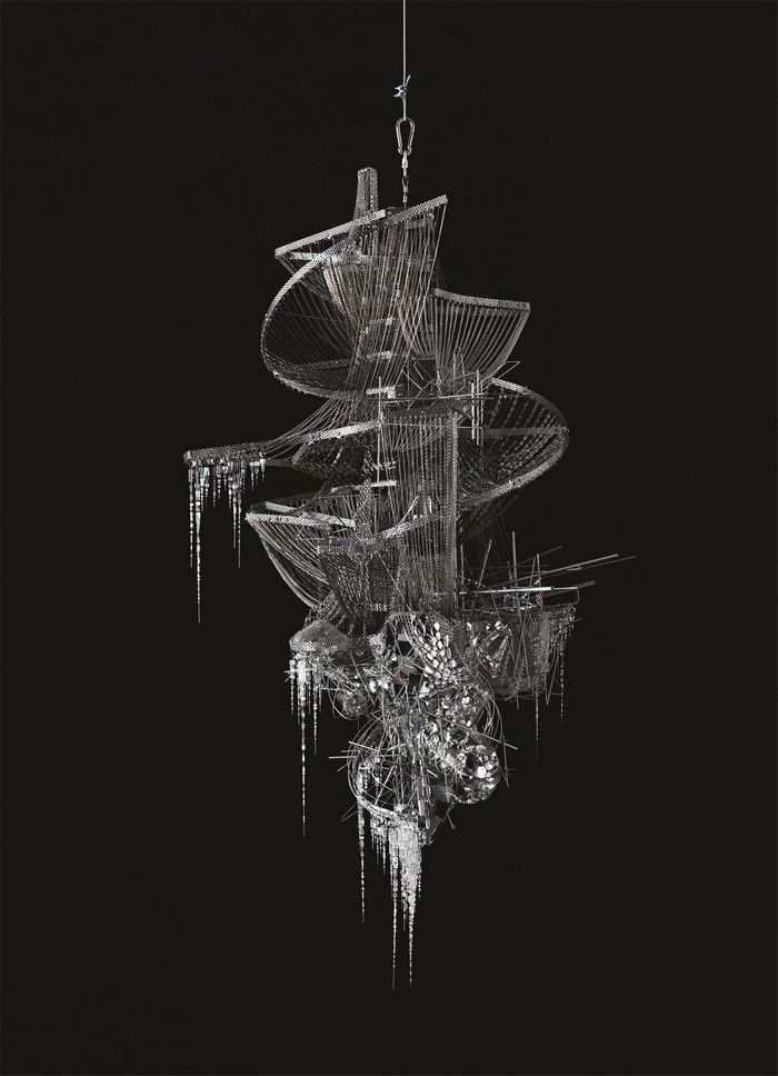 Lee Bul Artistic Chandelier
