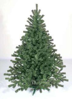Weihnachtsbaum Deluxe 180x135 cm (H/Ø), grün.