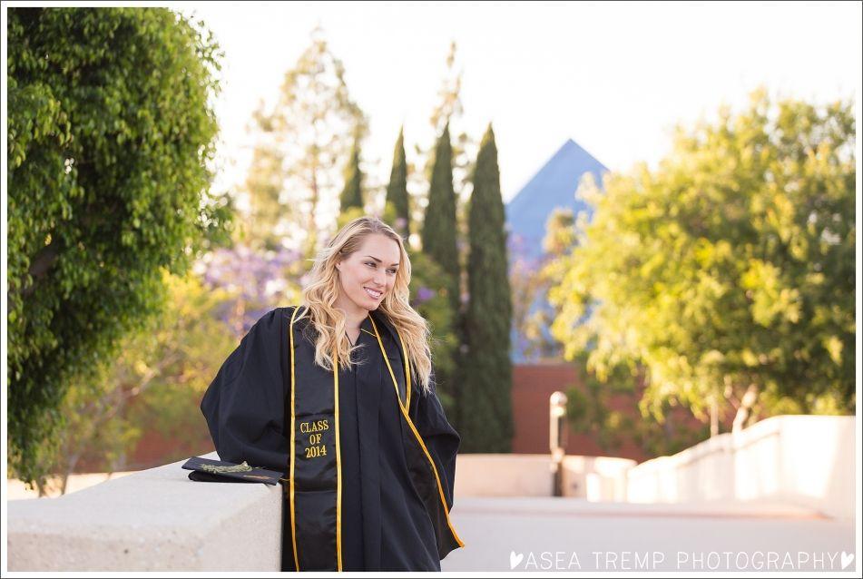 CSULB Cal State University Long Beach Pyramid Senior Portraits Cap ...