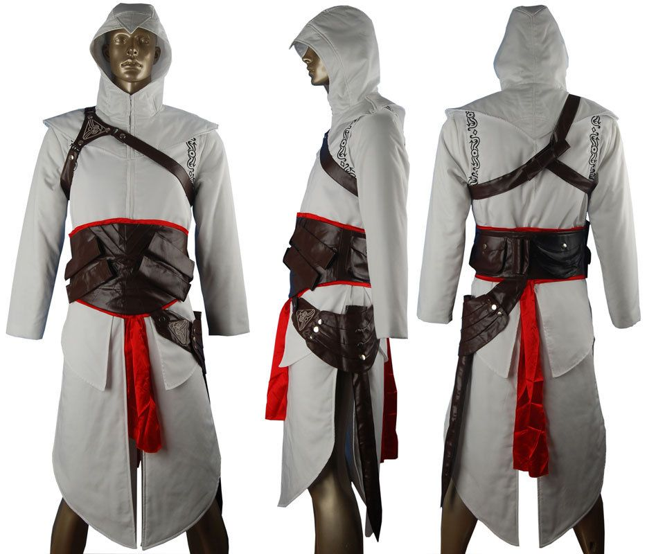 Assassin S Creed Costume Pattern Assassin Creed Altair Costume