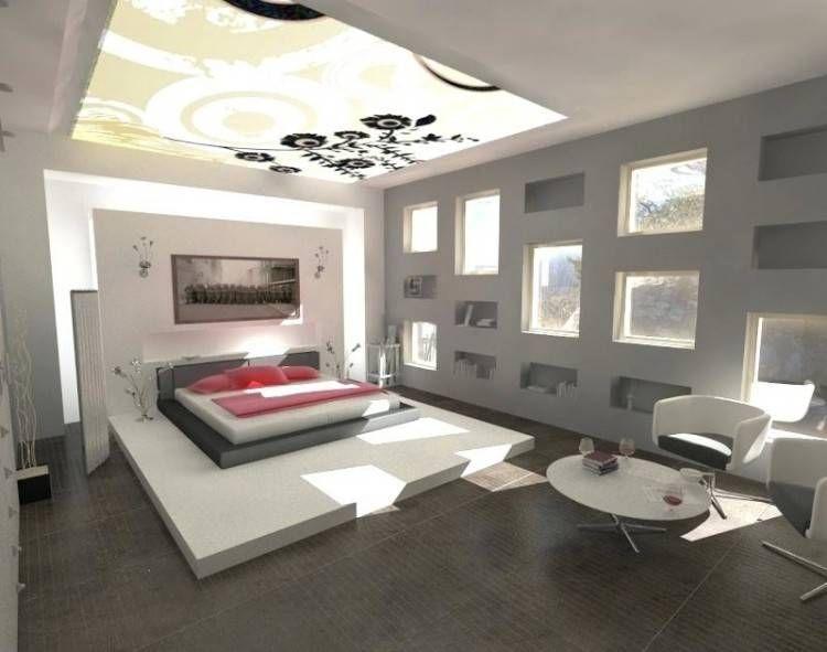 Suite Parentale Avec Salle De Bain Et Dressing De Luxe ...