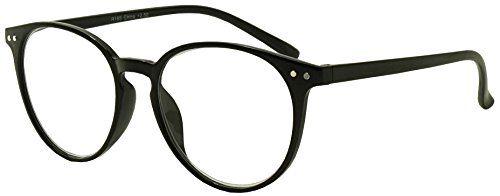 581c25879a6a Original Classic Round Vintage Prescription Magnification Reader Eye Glasses  Rx Power Strength 150 175 200 225