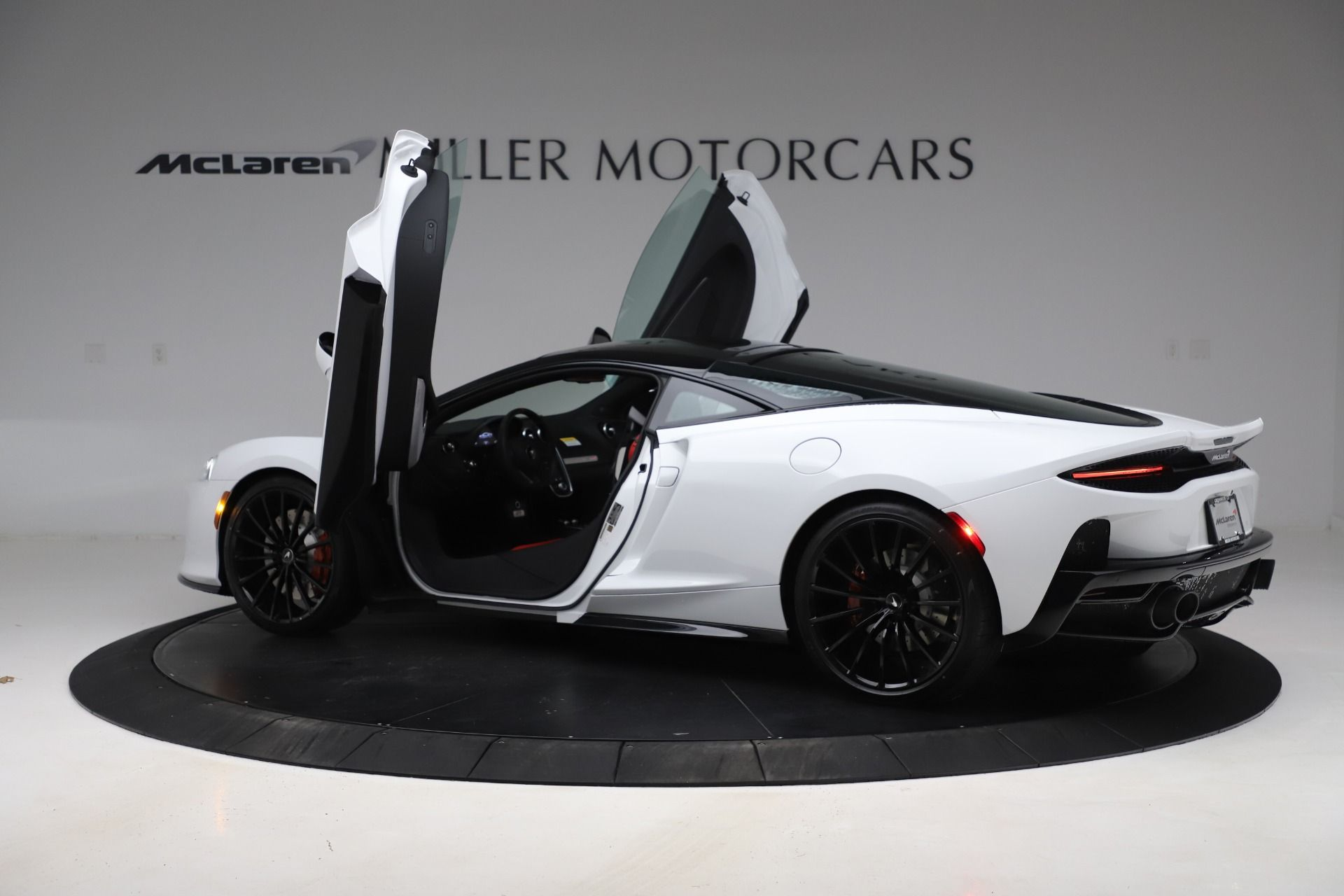 For sale 2020 McLaren GT Coupe Miller Motorcars